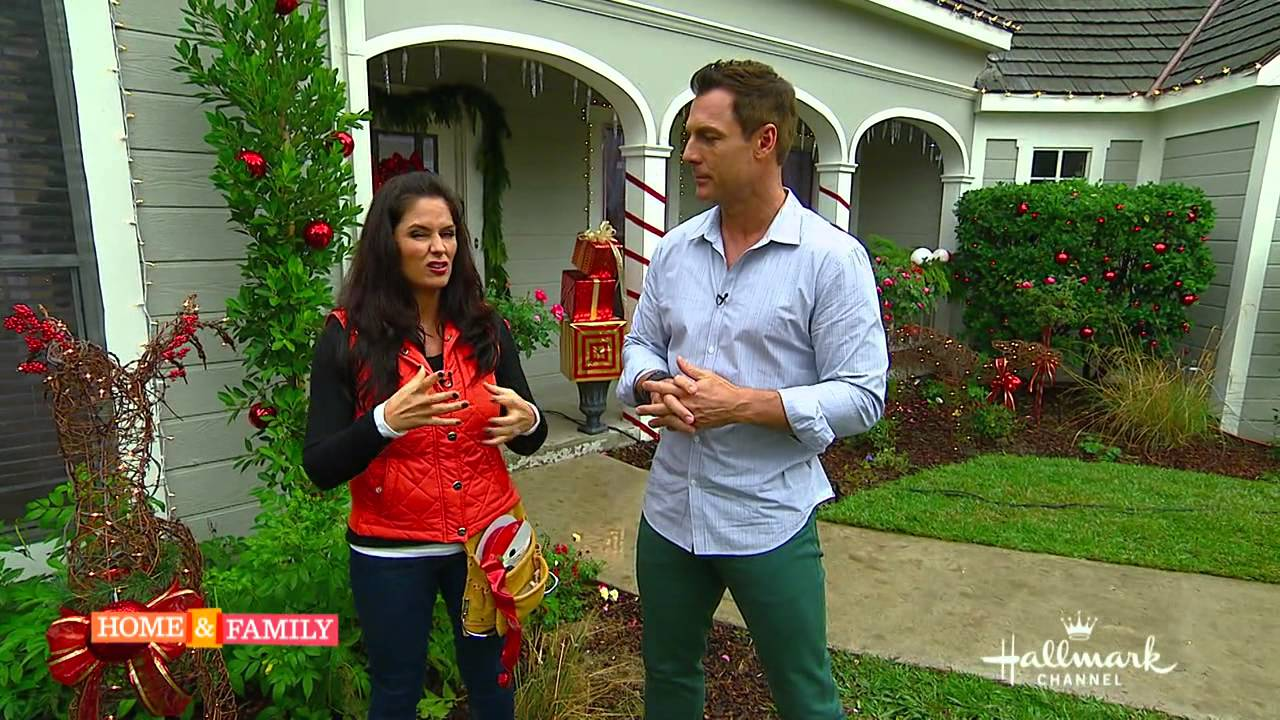 outdoor christmas lights tips diy by tanya memme as seen on home rh youtube com