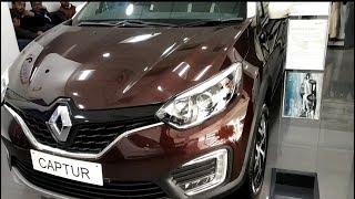 All new Renault Captur 2019 petrol