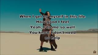 INNA - No Help  Video ( Lyrics - Letra - Versuri ) Video