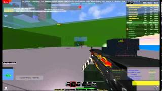 Roblox: Base wars (The Land) by d4rk886 Gameplay 2