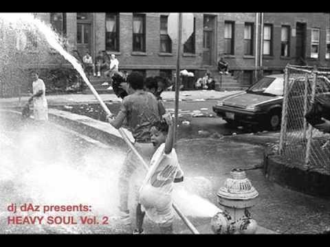 dj dAz presents: Heavy Soul Vol II (A Rare Groove Mixtape)