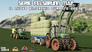 FARMING SIMULATOR 19 IL NUOVO RIMORCHIO PER LE BALLE  - GAMEPLAY ITA