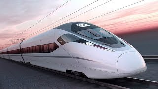 How fast is China's high-speed rail?
