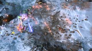 Ashes of the Singularity DirectX 12 Mixed Fury X + GTX 980 Ti