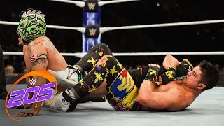 Kalisto vs. TJP: WWE 205 Live, Oct. 3, 2018