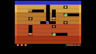Dig Dug - Atari 2600 Gameplay