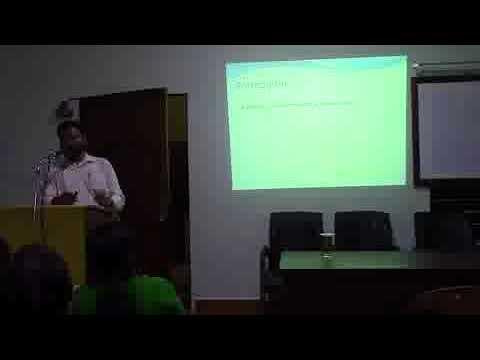 seminar on intellectual property right at St Joseph's college, moolamattom