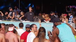 Chainsmokers at Encore Beach Club right now 5.6.2018