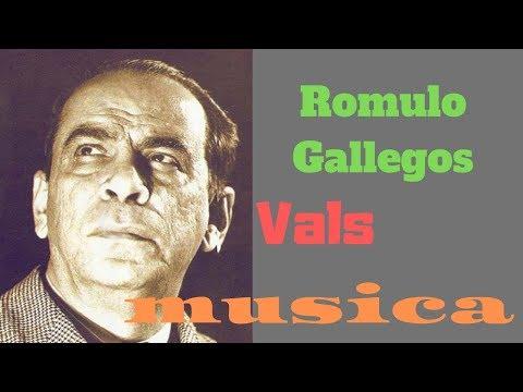 Venezuela-Romulo Gallegos, novelas y fotos venezuela