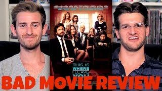This is Where I Leave You Bad Movie Review
