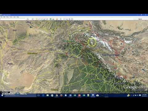 Topic Presentation: The Khyber Pass