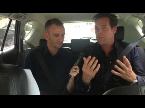 Back Seat Karaoke & Interview with Jonathan Bradshaw from the Meetology Group
