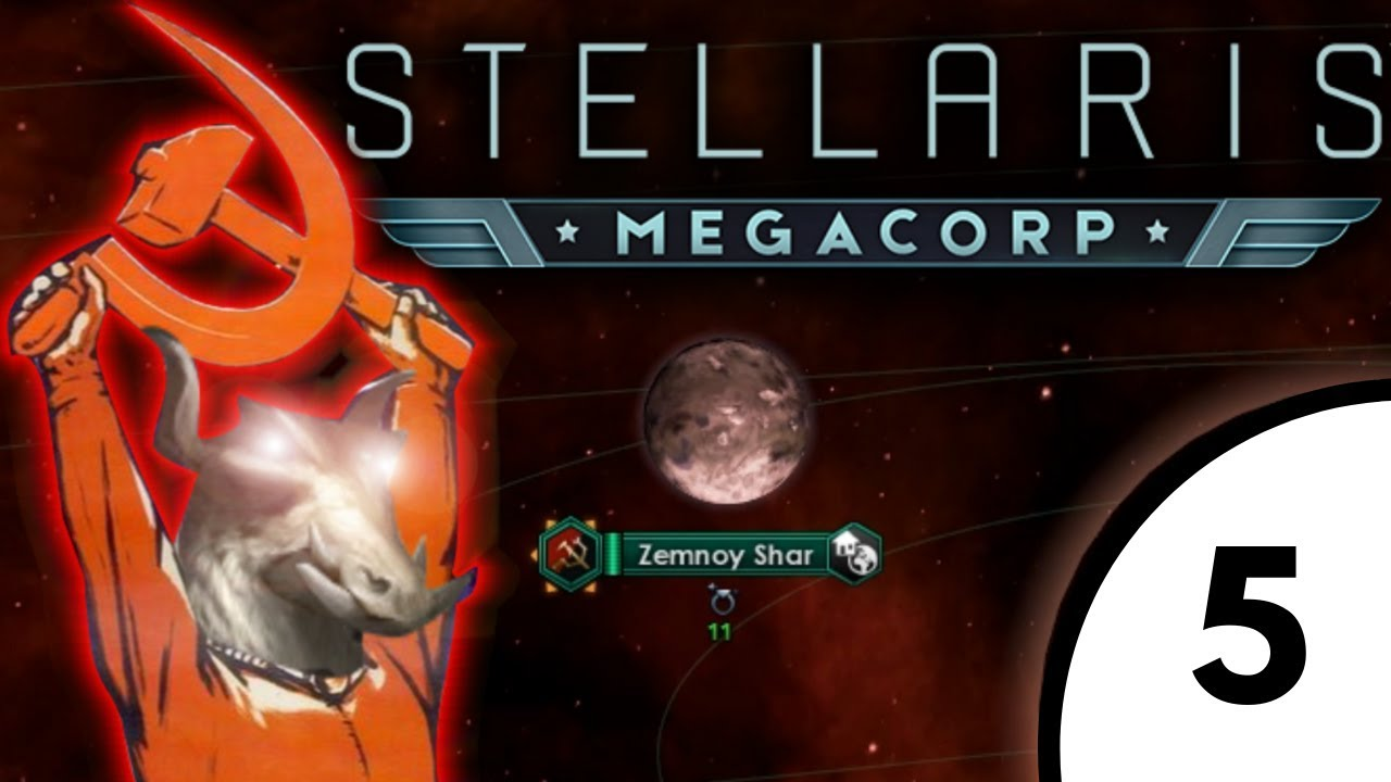 The Xvan Lab [Stellaris: MegaCorp: Space Communists] Ep  5