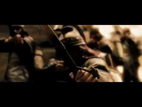 King Leonidas's Death (300)