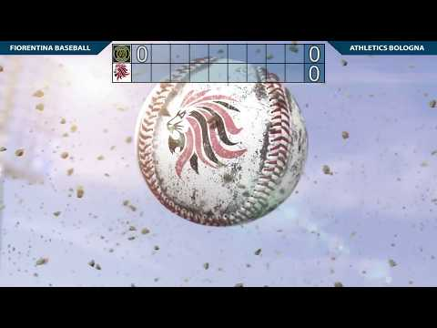 Gara 01 - Diretta 15.30 Baseball A2: Fiorentina Vs Bologna