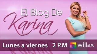 El Blog de Karina - MAR 14 - Parte 1/7 - TIENDA FINEZZA / CARRERA DE GATEO