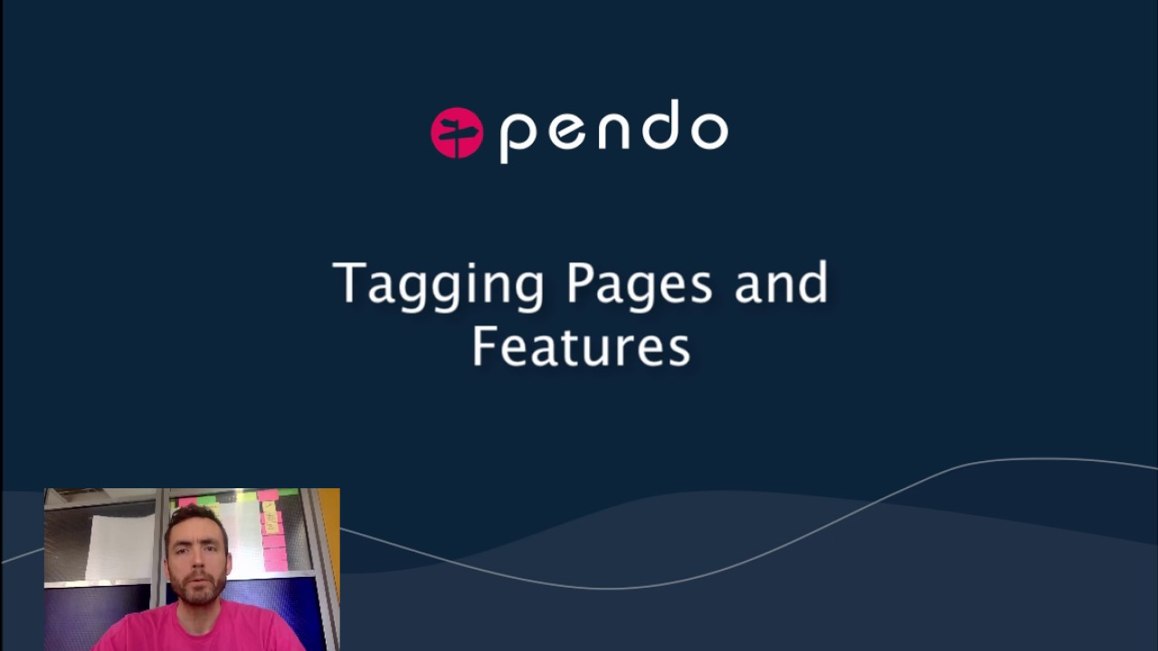 Page and Feature Analytics in Pendo