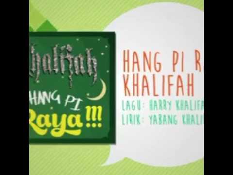 lagu baru khalifah