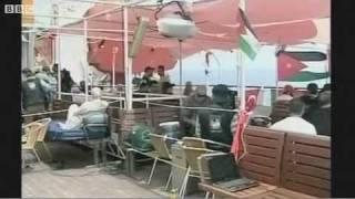 Gaza Freedom Flotilla Delayed But Determined to Break Israel Blockade