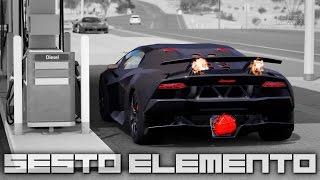 #FORZATHON - Lamborghini Sesto Elemento Gameplay HD 1080p