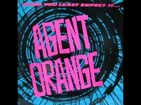 Agent Orange - Somebody To Love (The Great Society Cover)
