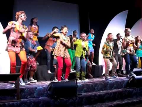 Be Exalted - Watoto Children's Choir 2015 (From Uganda)