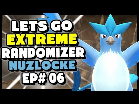 LEGENDS in Diglett's Cave! - Pokemon Lets Go Pikachu and Eevee Extreme Randomizer Nuzlocke Episode 6 thumbnail