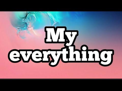 Download J.Howell - My everything (Lyrics)