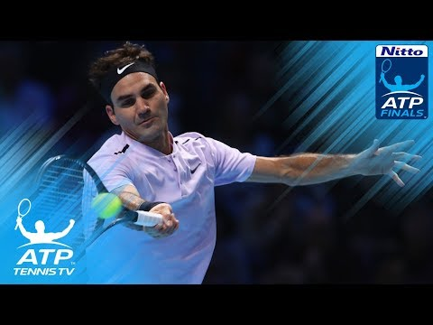 Federer, Zverev win opening matches | Nitto ATP Finals 2017 Highlights Day 1