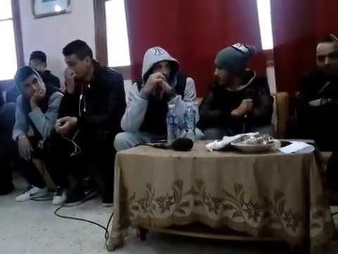 Djimi khaled Housam krimou Bourabia passage radio el badja 29/12/2014 p3