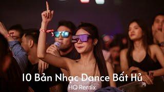 10 Bản nhạc dance bất hủ (Remix) || Nhạc huyền thoại hay nhất (Track tổng hợp)