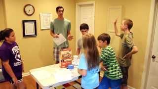 Perpetual Motion - spontaneous hands on example problem Odyssey of the Mind