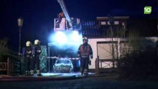 Opnieuw autobranden, nu in Dongen