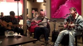James Wilkinson & AAron Minter w/ Jason Larussa on drums
