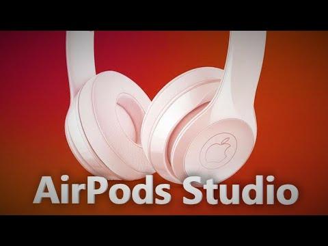 Apple ГОТОВИТ AirPods Studio  IPhone 12 ПОЛУЧИТ ЭКРАН НА 120 Гц КАК ОБУЧИТЬ Face ID узнавать в маске