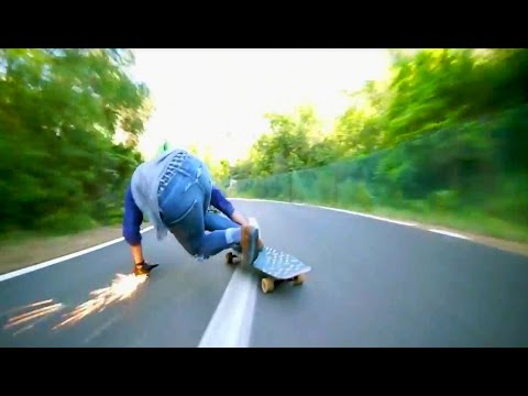 Thumbnail: People Are Awesome (downhill longboarding edit)