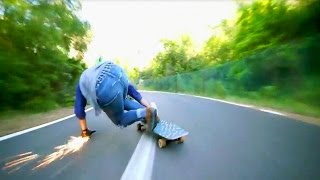 People Are Awesome (downhill longboarding edit) thumbnail