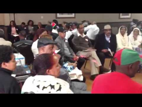 Eritrea, National and community groups  in South Western USA