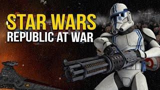 STAR WARS REPUBLIC AT WAR! Ep 1