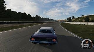 Forza Motorsport 7 - 1970 Plymouth Hemi Cuda Convertible Barrett-Jackson Edition Gameplay [4K 60FPS]