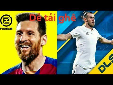 Cách tải dream league soccer 2019, pes 2020 trực tiếp trên Ch play nhanh gọn không cần fake ip, apk
