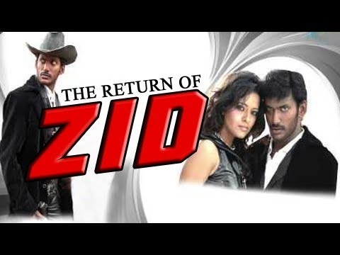 The Return Of Zid│Full Movie│Vishal, Reema Sen