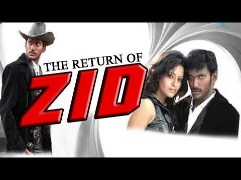 The Return Of Zid│Full Movie│Vishal,...