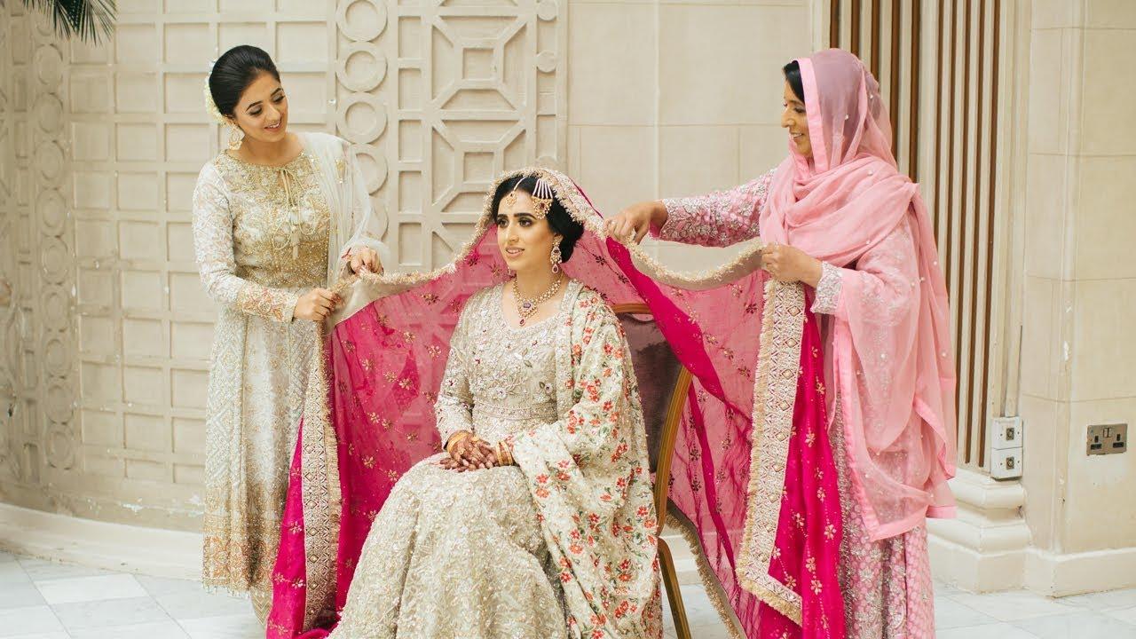 Pakistani Wedding Trailer - The Waldorf Hilton - Memoirz