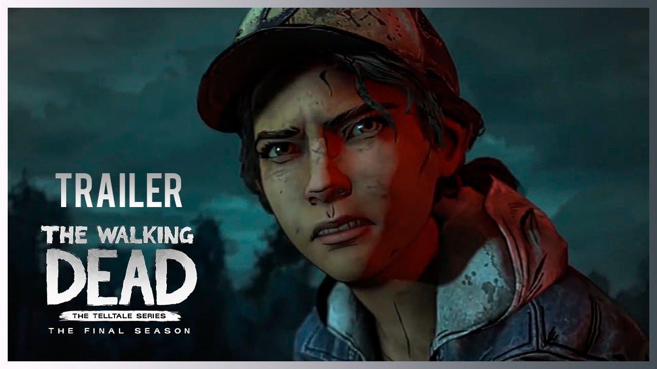 The Walking Dead Temporada 4 Episodio 3 TRAILER OFICIAL - YouTube