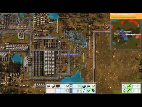 Bruces Manly Factorio Stream: Episode 5: Fly my Pretties