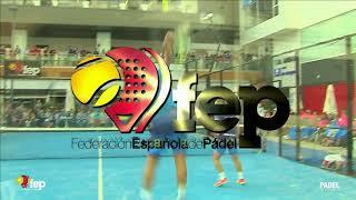 Final Junior Masculina. Campeonato España Menores Pádel 2017