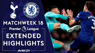 Tottenham Hotspur v. Chelsea | PREMIER LEAGUE HIGHLIGHTS | 12/22/19 | NBC Sports