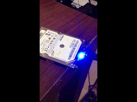 Samsung hdd error