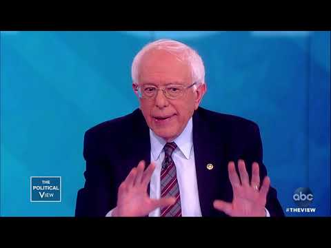 Sen. Bernie Sanders on new book, possible presidential run | The View